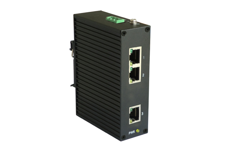 i303B 3 Port Unmanaged Industrial Ethernet Switches