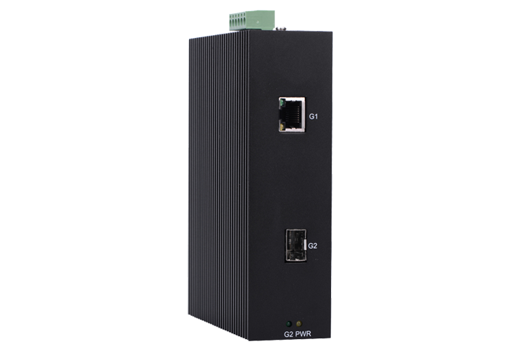 i502A Full Gigabit Unmanaged Industrial Ethernet Switches