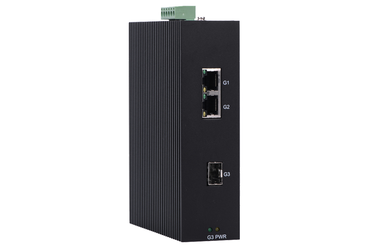 i503A Full Gigabit Unmanaged Industrial Ethernet Switches