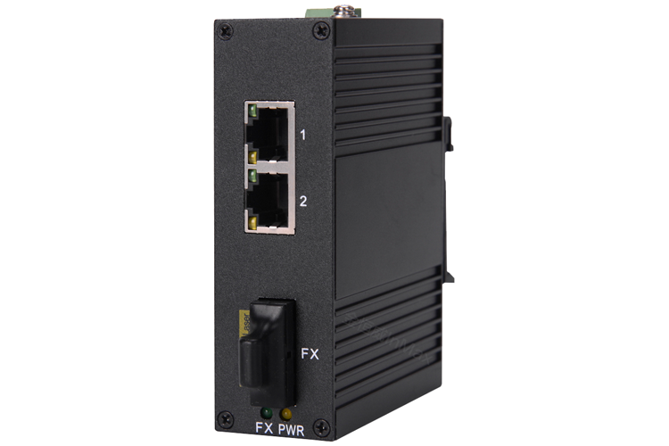 InMax i303A 2+1 Port Unmanaged Industrial Ethernet Switches